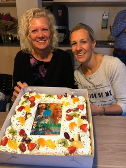 Maaike en Annet 10jaar